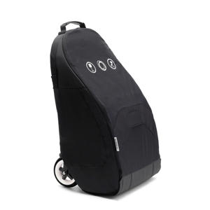 compact transporttas zwart