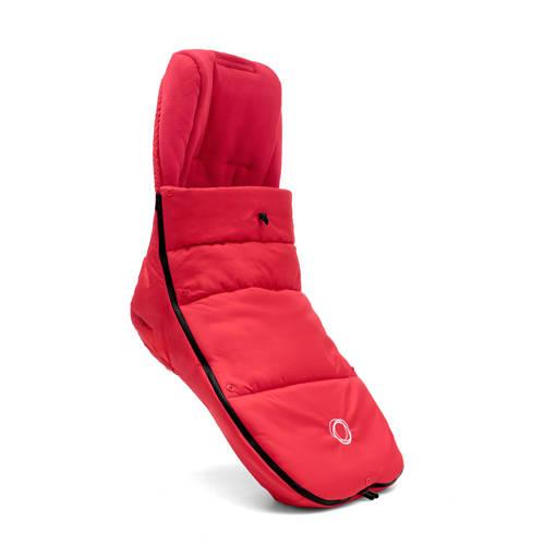Bugaboo high performance voetenzak rood kopen