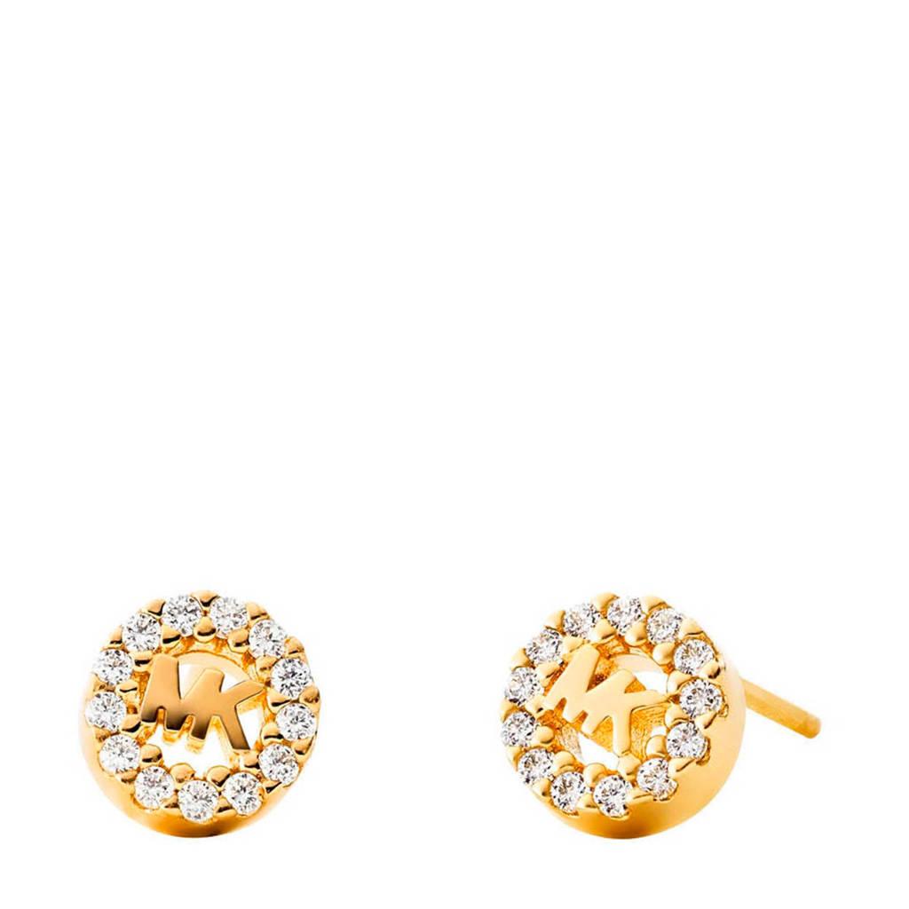 Michael Kors oorbellen goud MKC1033AN710, Goudkleurig