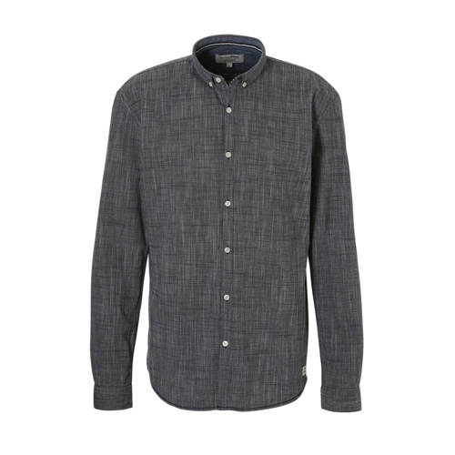 Tom Tailor Denim slim fit overhemd