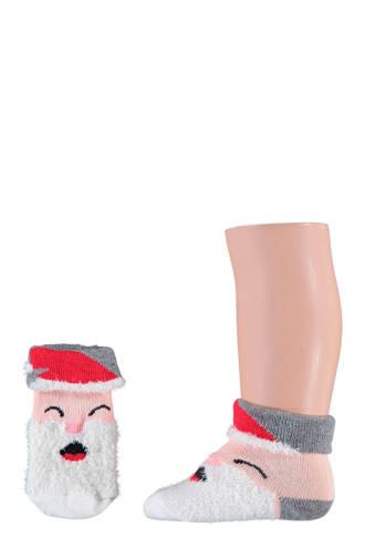 newborn baby kerst sokken (2 paar)