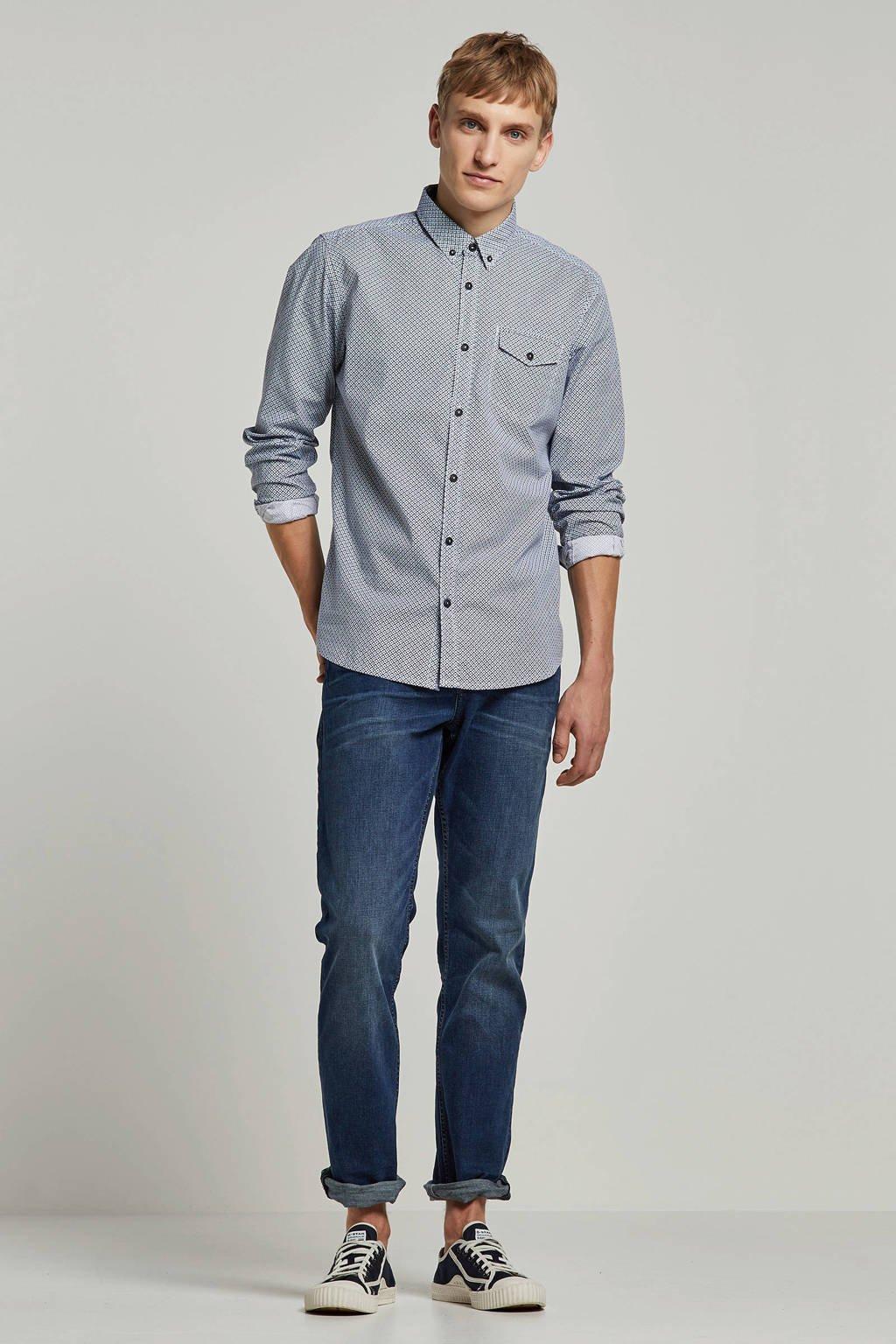 Tom Tailor Denim straight fit jeans, Blauw