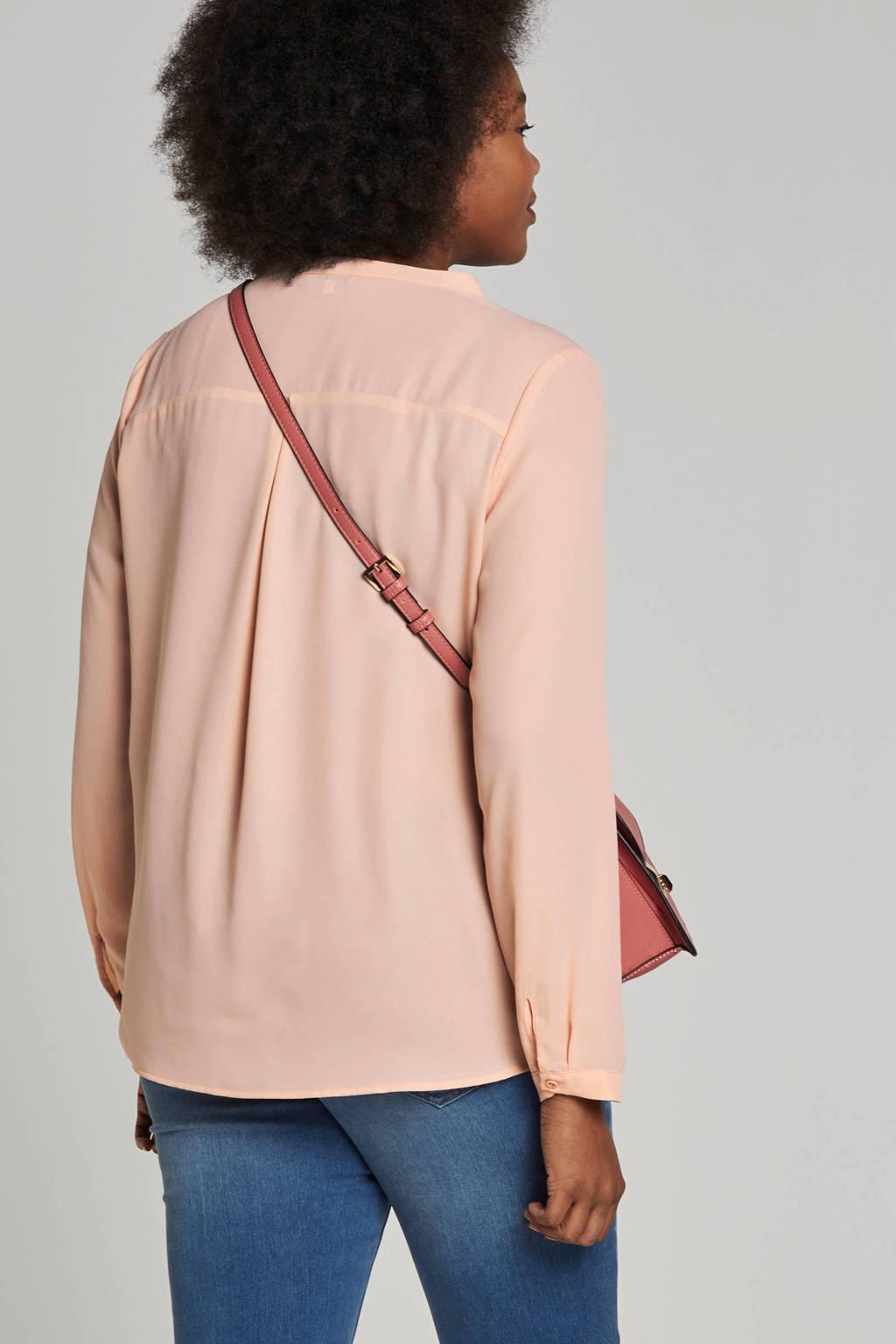 ONLY carmakoma top roze, Roze