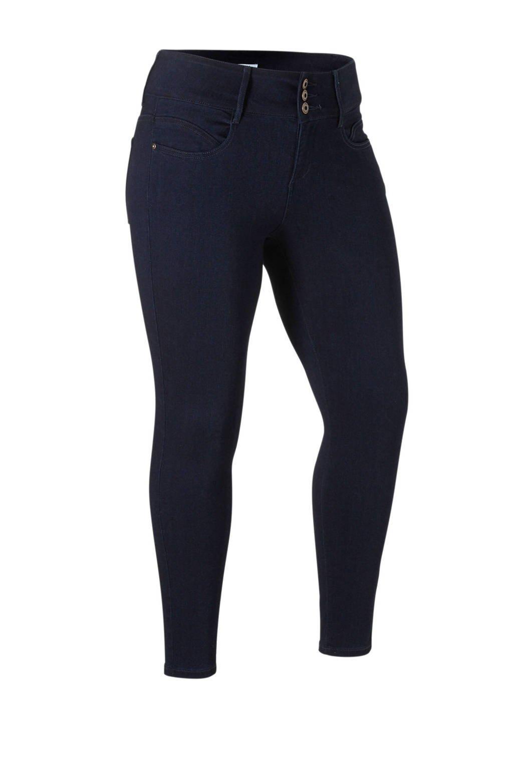 ONLY carmakoma high waist jeans, Dark denim