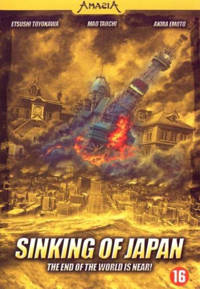 Sinking of Japan (DVD)
