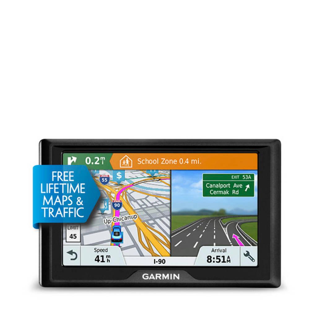 Garmin DRIVE 61 LMT-S Garmin navigatiesysteem DRIVE 61 LMT-S, Zwart