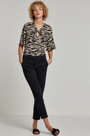 pantalon zwart Finja