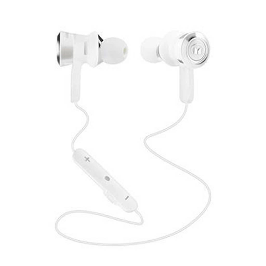 Monster Clarity HD in-ear koptelefoon wit, Wit