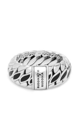 Zilveren Ben Special Ring 490BL-17