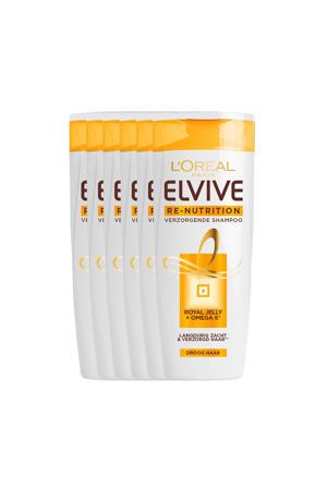 Re-Nutrition shampoo -6x 250ml multiverpakking