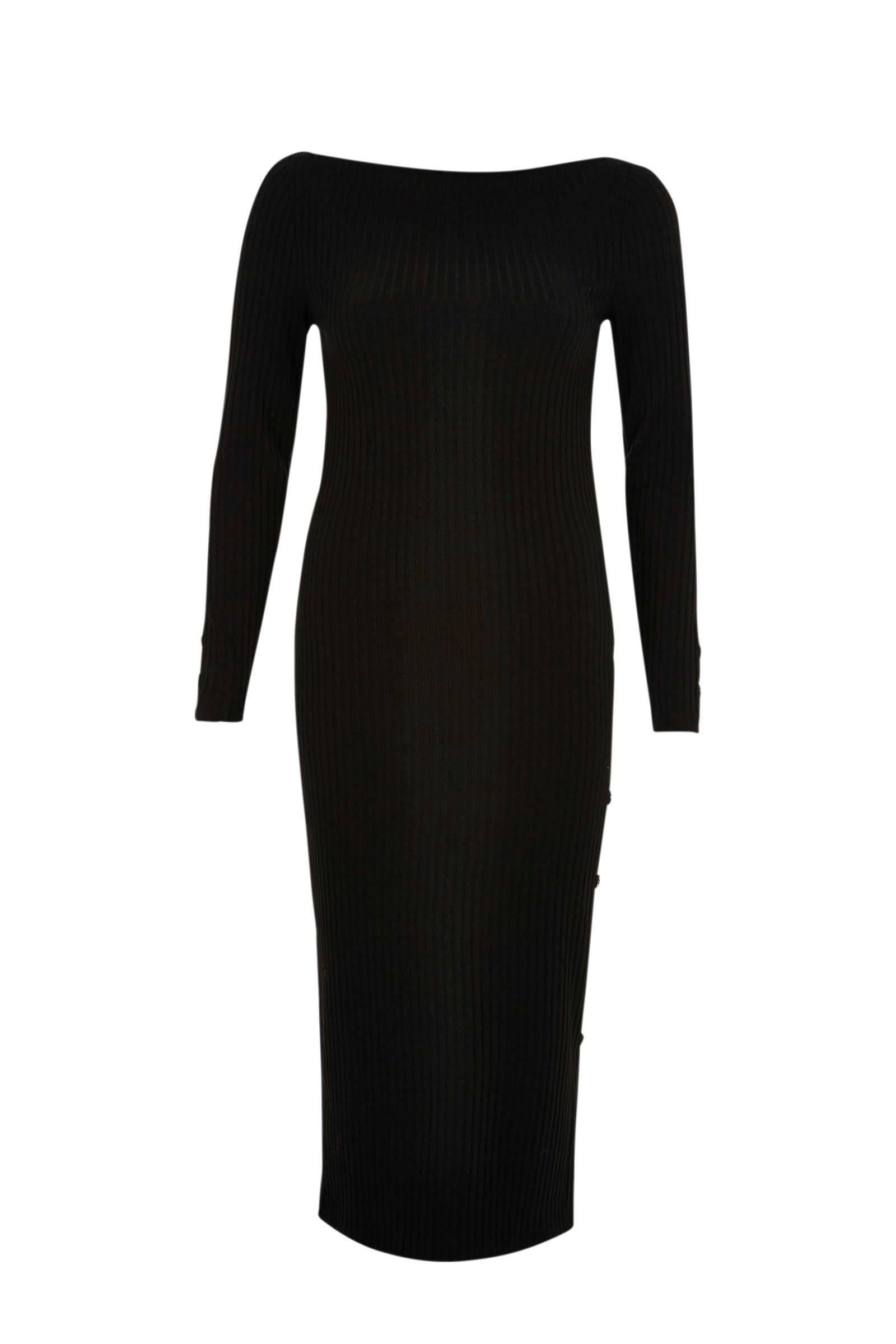 wehkamp zwarte jurk