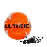 Derbystar   voetbal Multikick mini maat 1, Oranje
