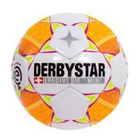 Derbystar   voetbal Eredivisie Replica mini maat 2, Wit