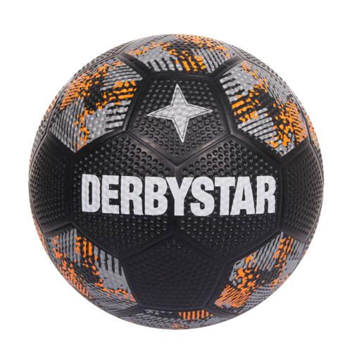 Derbystar voetbal straat zwart kopen