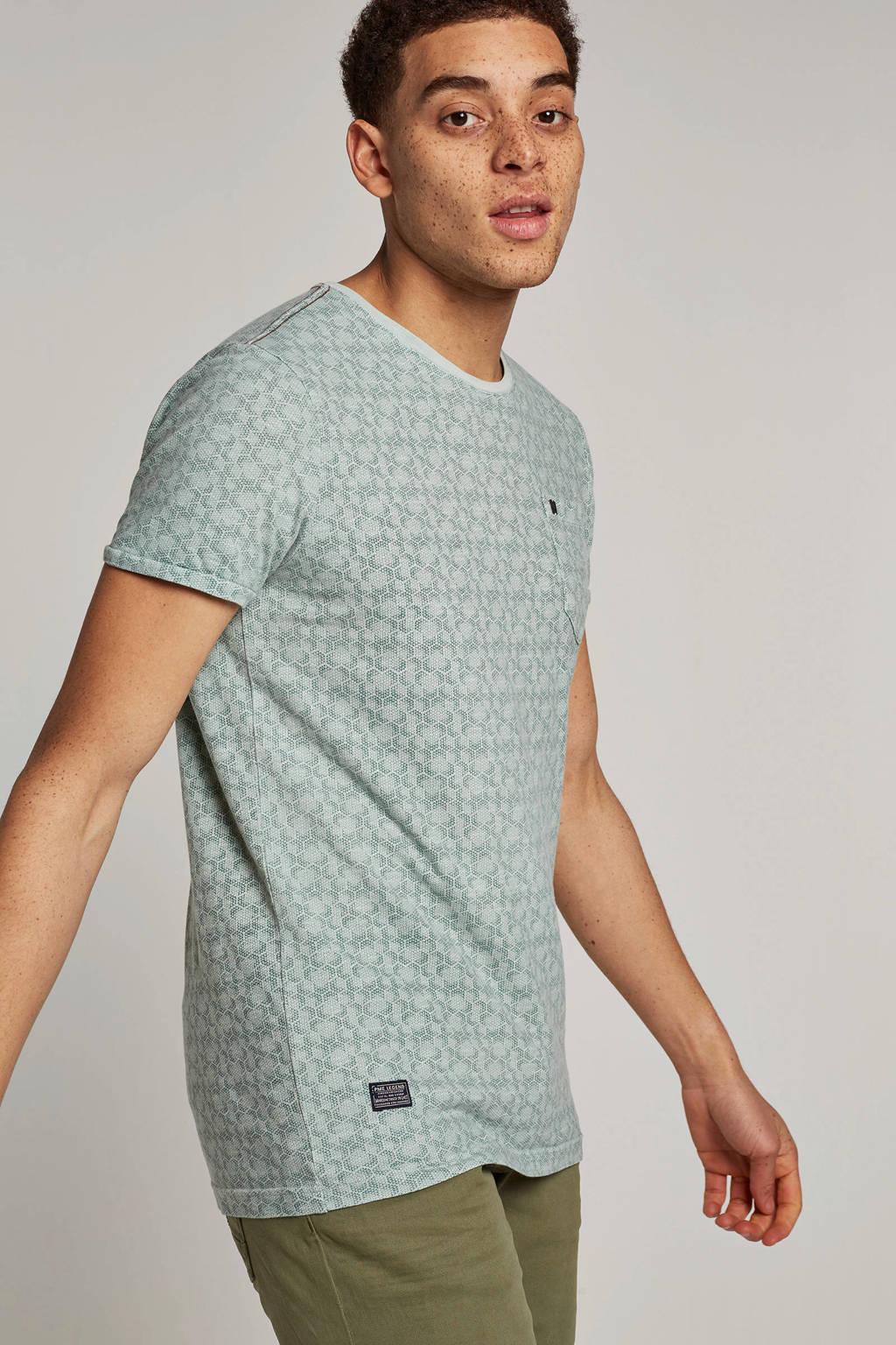 PME Legend t-shirt, Groen