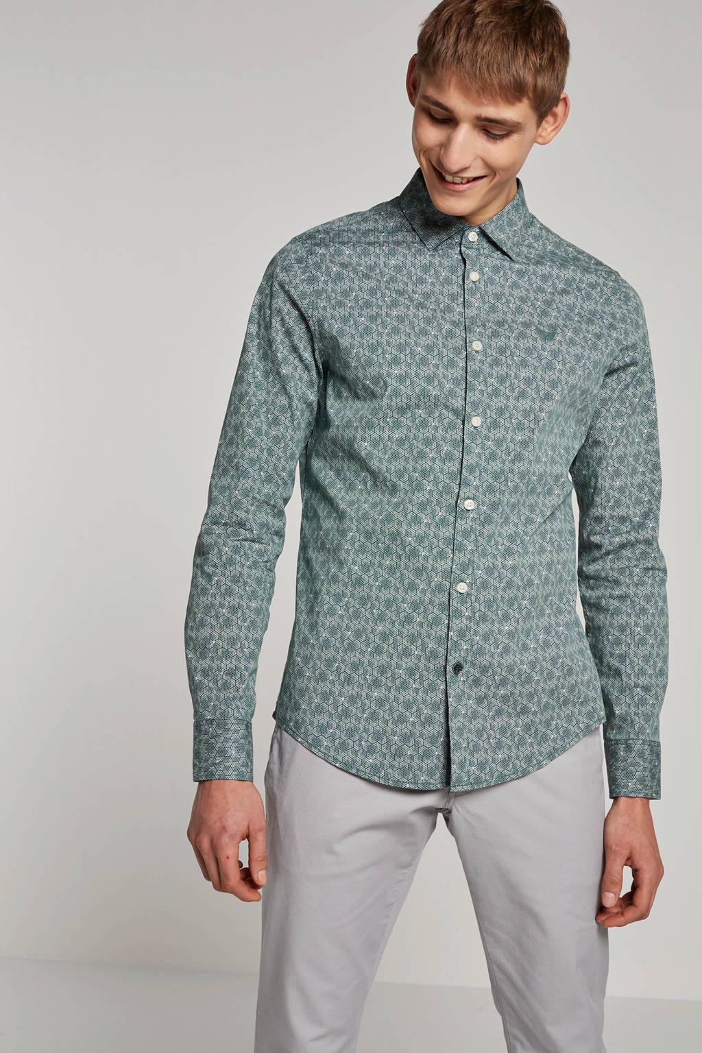PME Legend overhemd, Groen