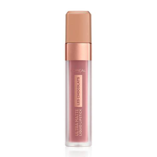 L'Oréal Infaillible Les Chocolats Liquid Lipstick 842 Candy Man