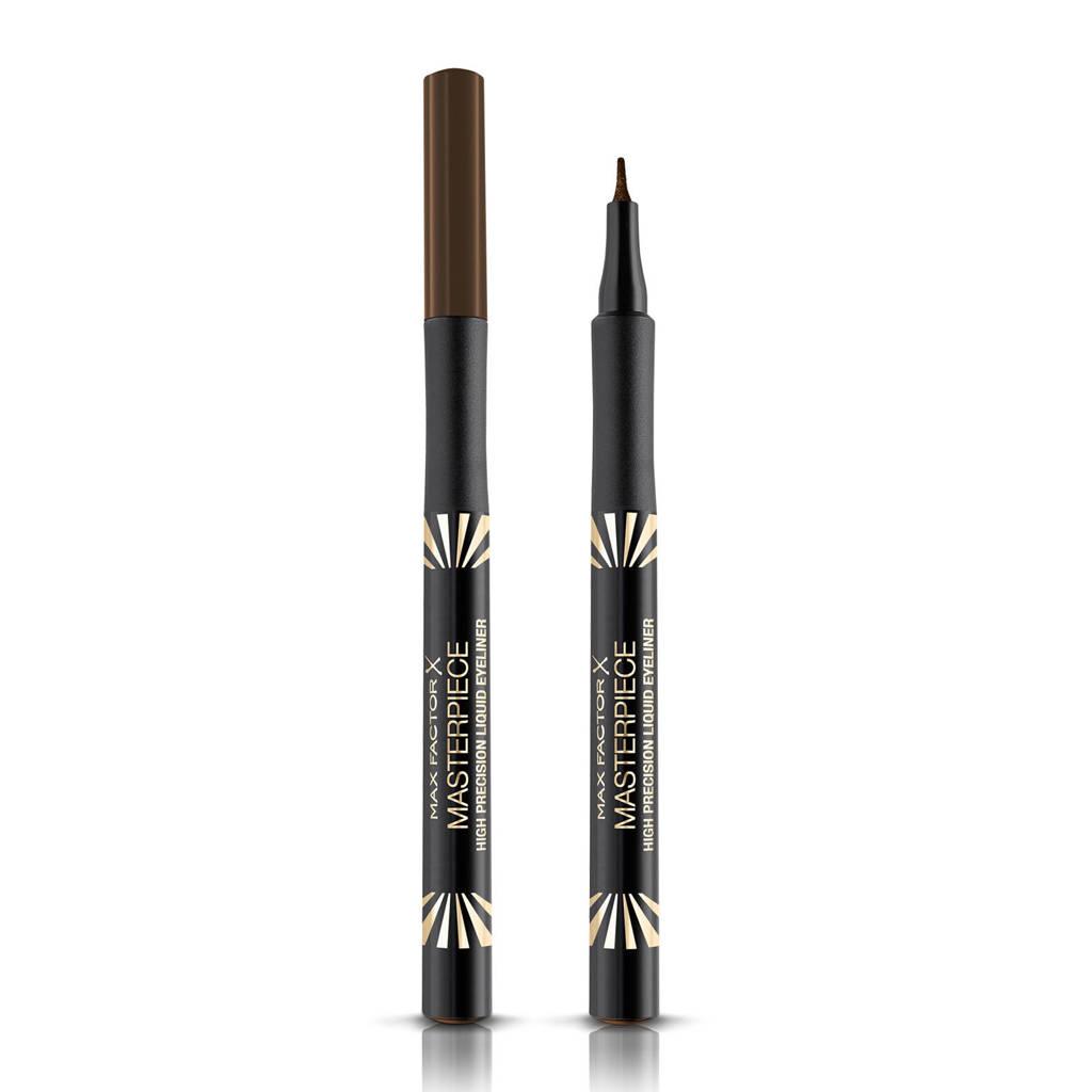 Max Factor Masterpiece High Precision Liquid Eyeliner - 10 Chocola