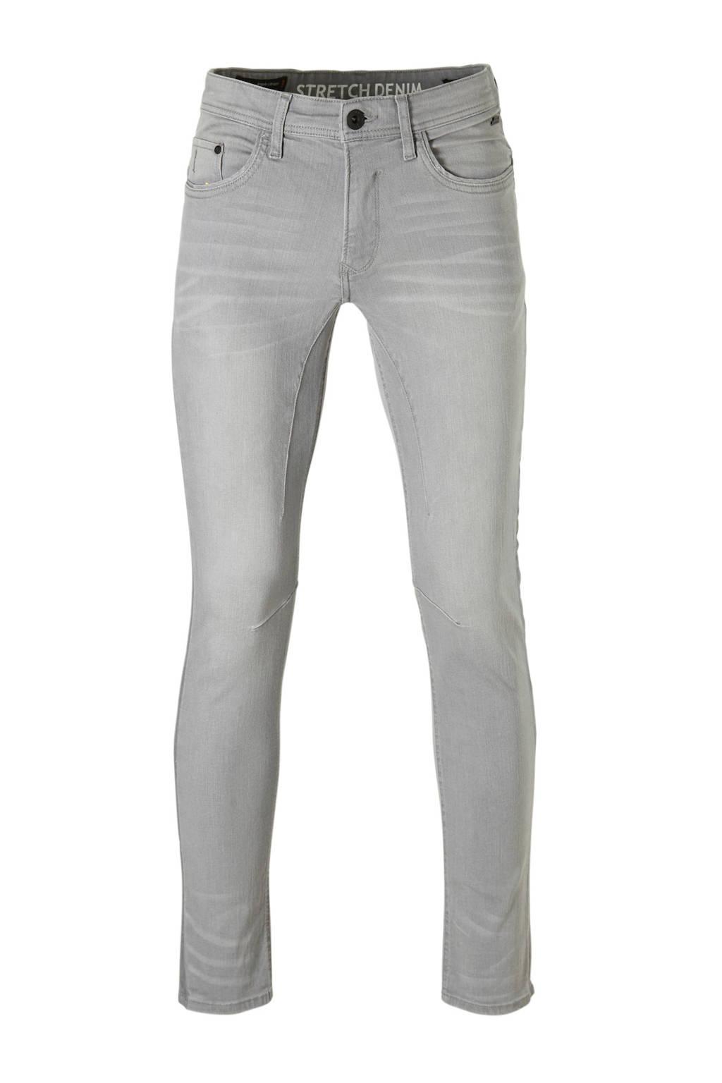 C&A Angelo Litrico slim fit jeans grijs, Grijs