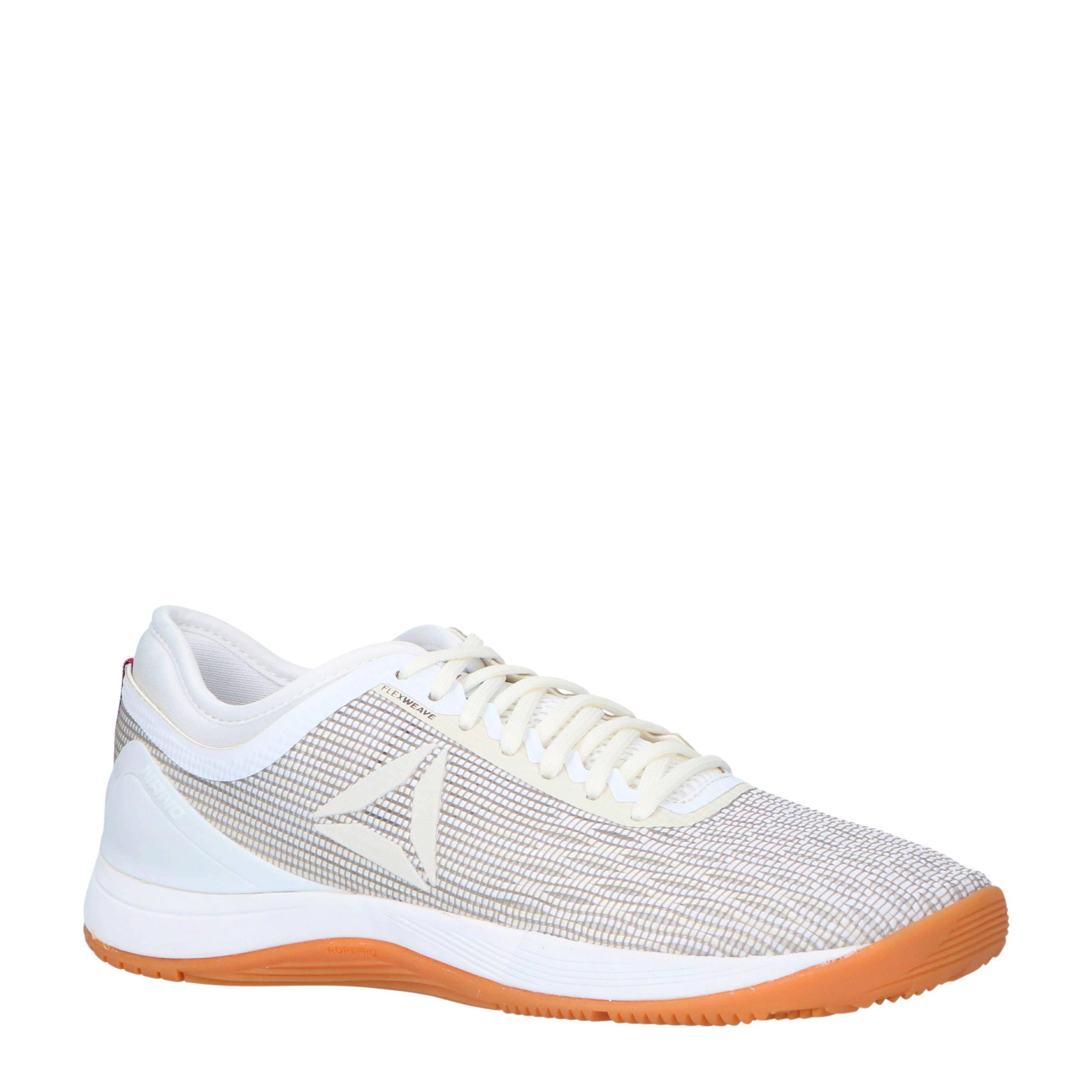 86a9e03abff Reebok R CrossFit Nano 8.0 fitness schoenen wit | wehkamp