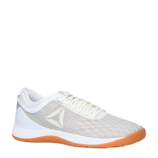 32a47370bdf Reebok. R CrossFit Nano 8.0 fitness schoenen wit