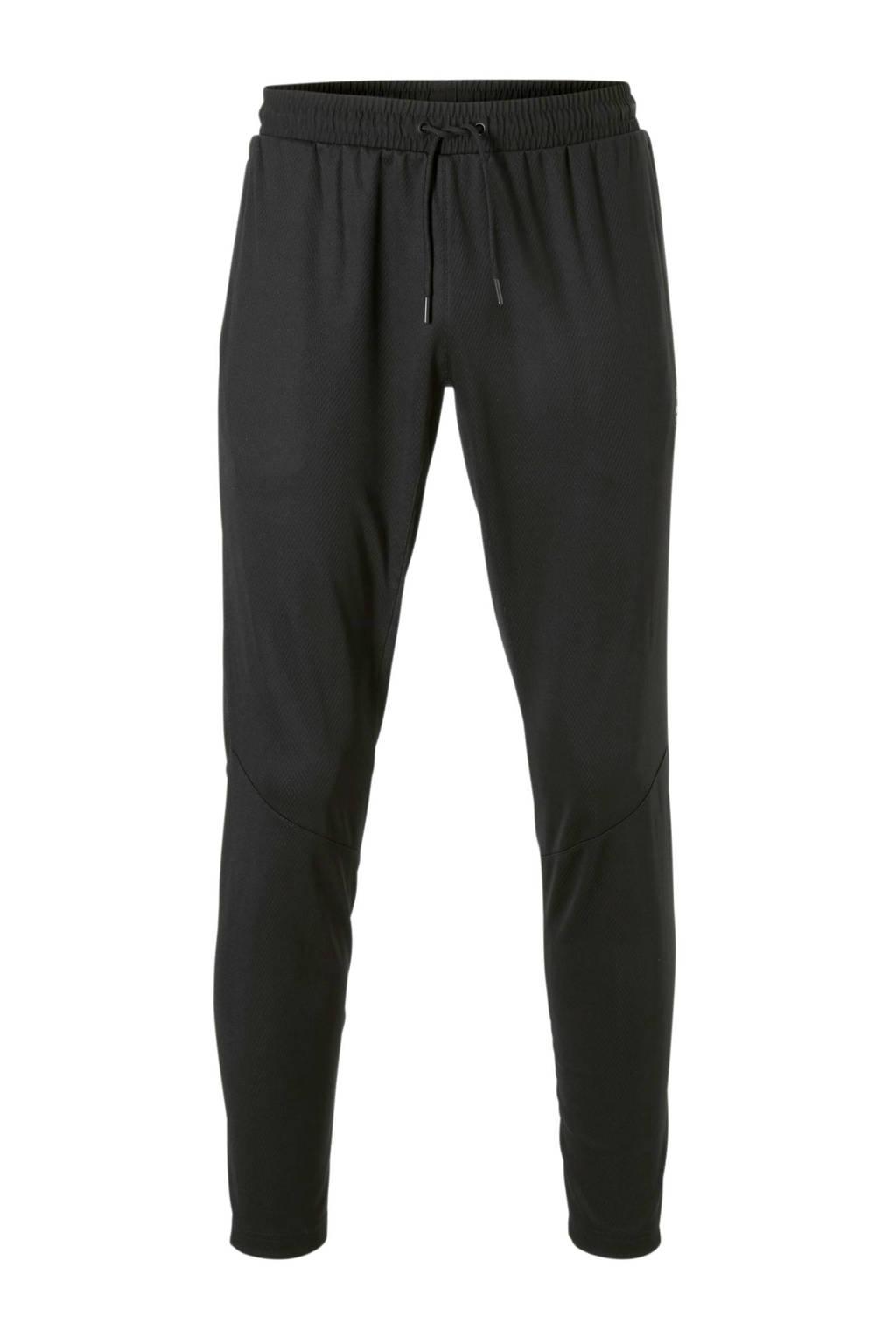 Reebok   sportbroek zwart, Zwart