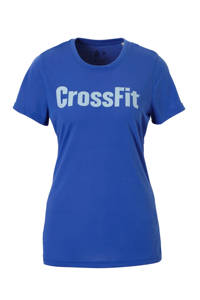 Reebok / Reebok sport T-shirt blauw