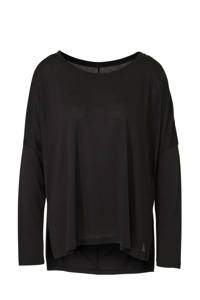 Reebok / Reebok sport T-shirt zwart