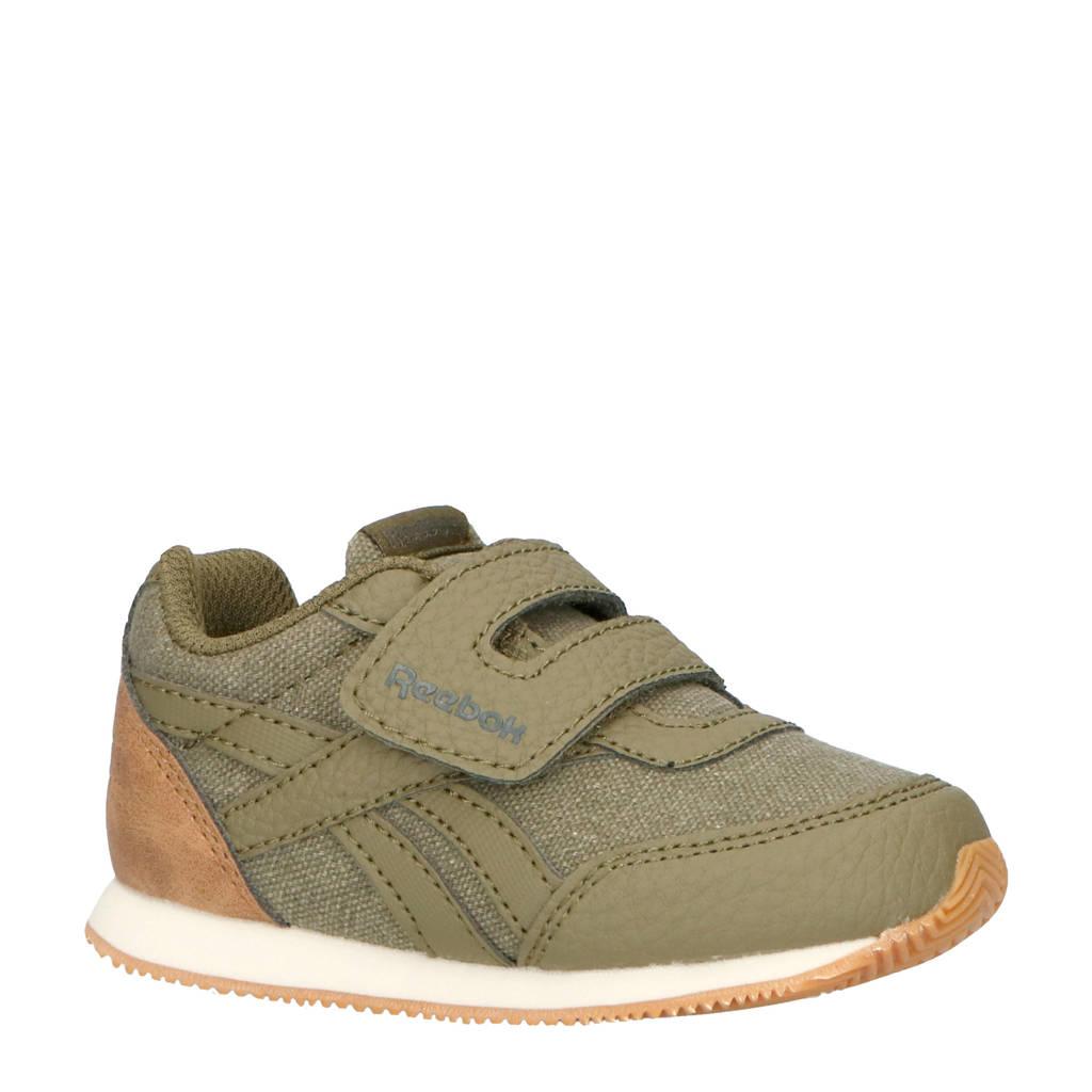 Reebok  Royal CLJog sneakers, Groen