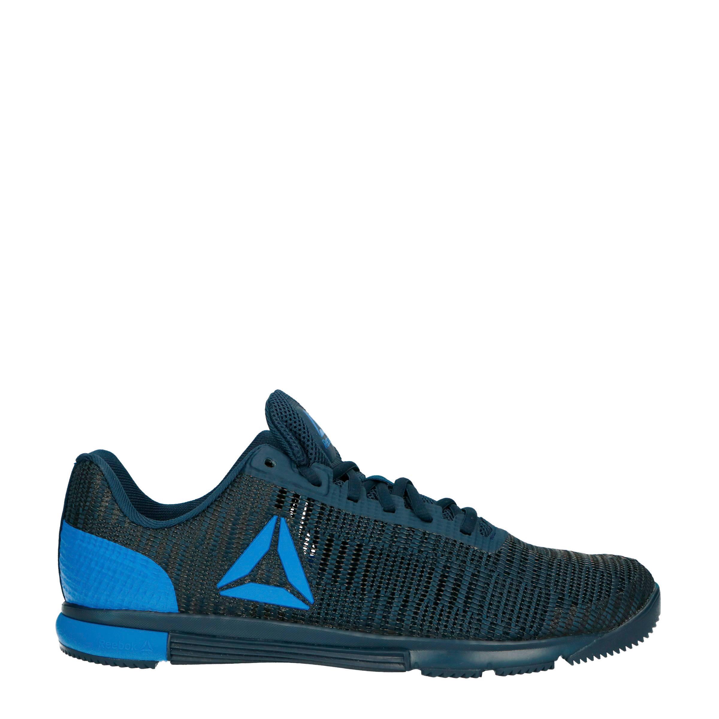 dfd1d628b0b Reebok schoenen TR Flexweave donkerblauw/zwart   wehkamp