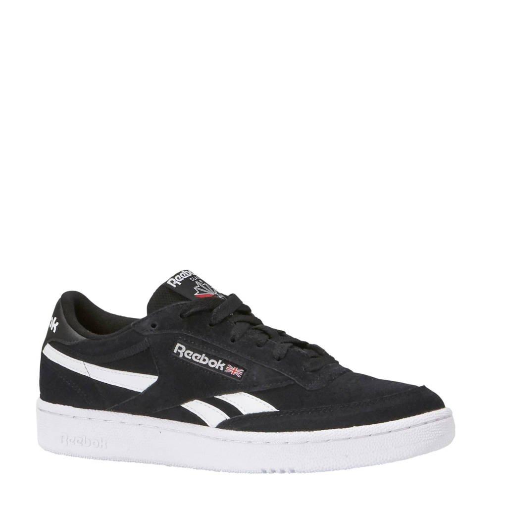 b5afc8670b4 Reebok Revenge Plus sneakers zwart, Zwart/wit