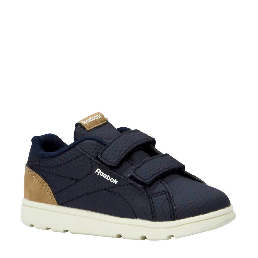 Reebok  Royal Comp C sneakers donkerblauw, Donkerblauw/camel
