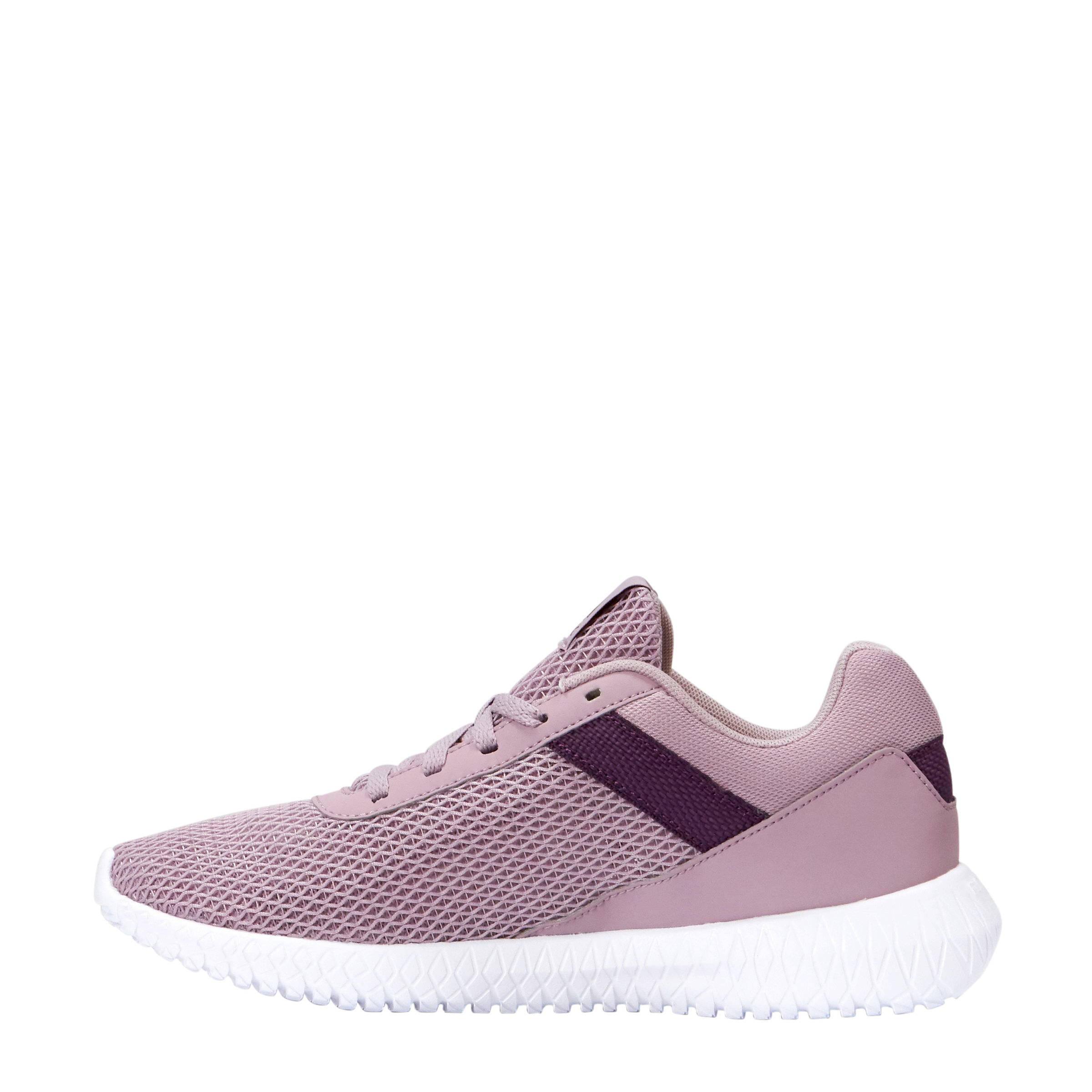 61c811d6cec Reebok Flexagon Fit fitness schoenen lila/paars | wehkamp