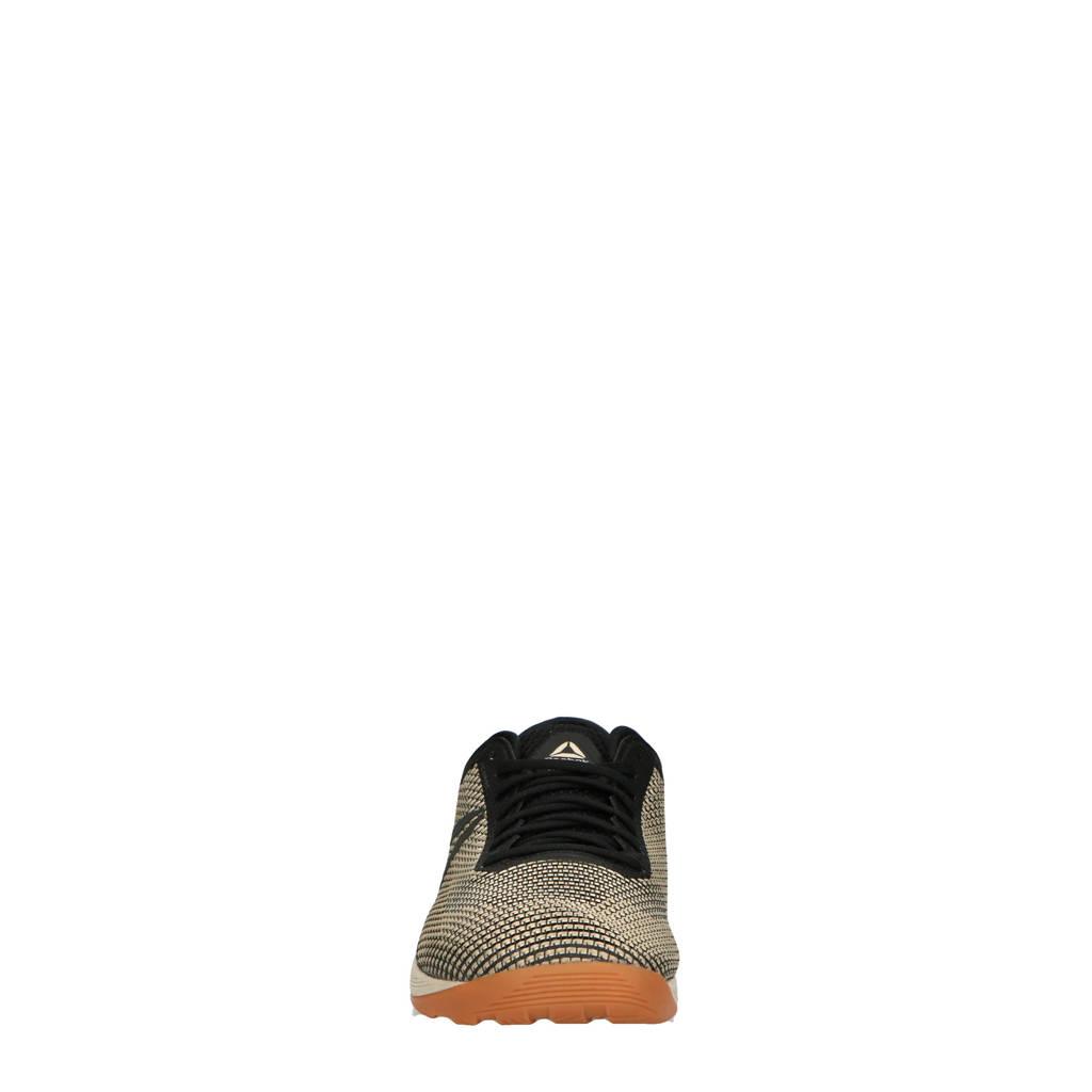 7b8742dac8e Reebok R CrossFit Nano 8.0 fitness schoenen groen, Antraciet/beige
