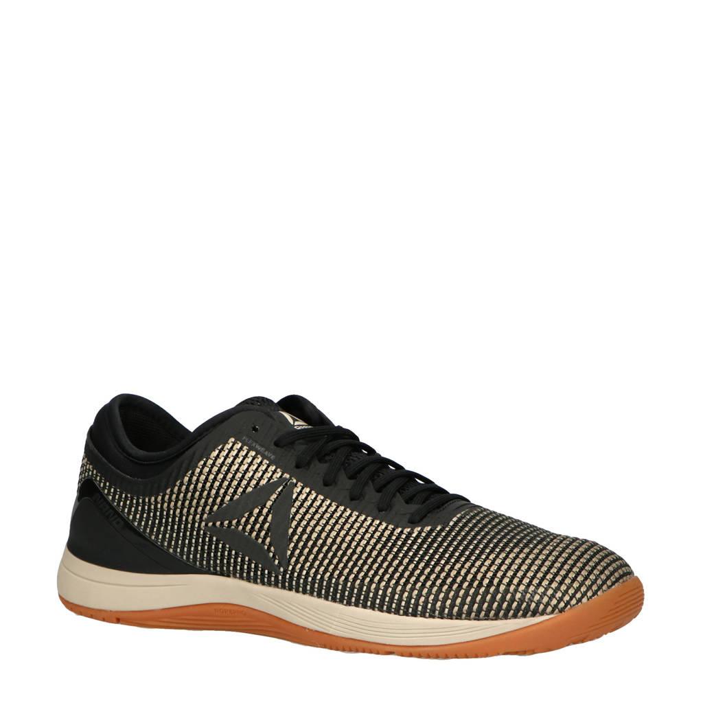 Reebok R CrossFit Nano 8.0 fitness schoenen antraciet, Antraciet/beige