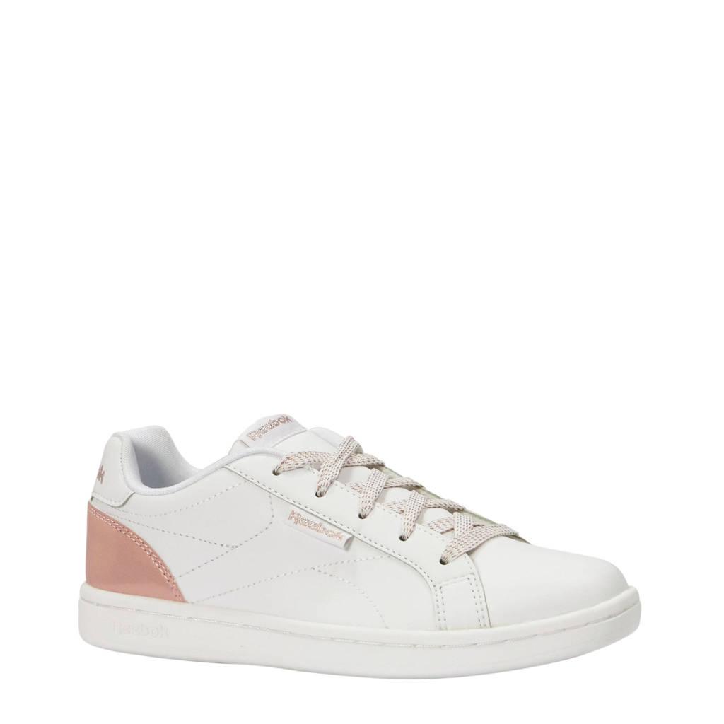 e3481f6f4f8 Reebok Royal Comple CLN sneakers wit/roze, Wit/roze