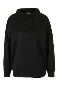 Reebok sportsweater zwart (dames)