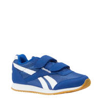 Reebok   Royal CLJog sneakers, Kobaltblauw/wit