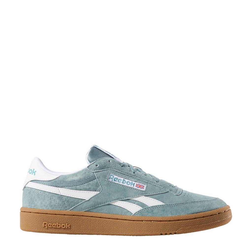 Reebok  Revenge Plus sneakers, Lichtblauw/wit