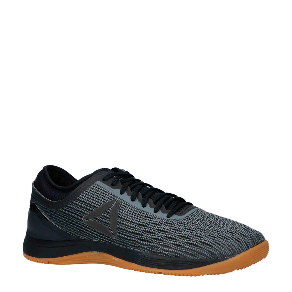 173aae1ee9d Reebok R CrossFit Nano 8.0 fitness schoenen groen, Zwart/grijs