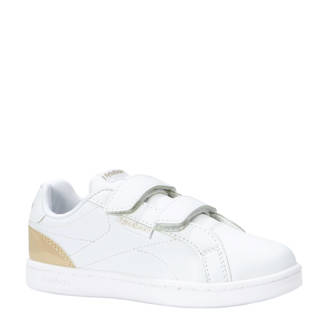 Royal Comp C sneakers wit/goud