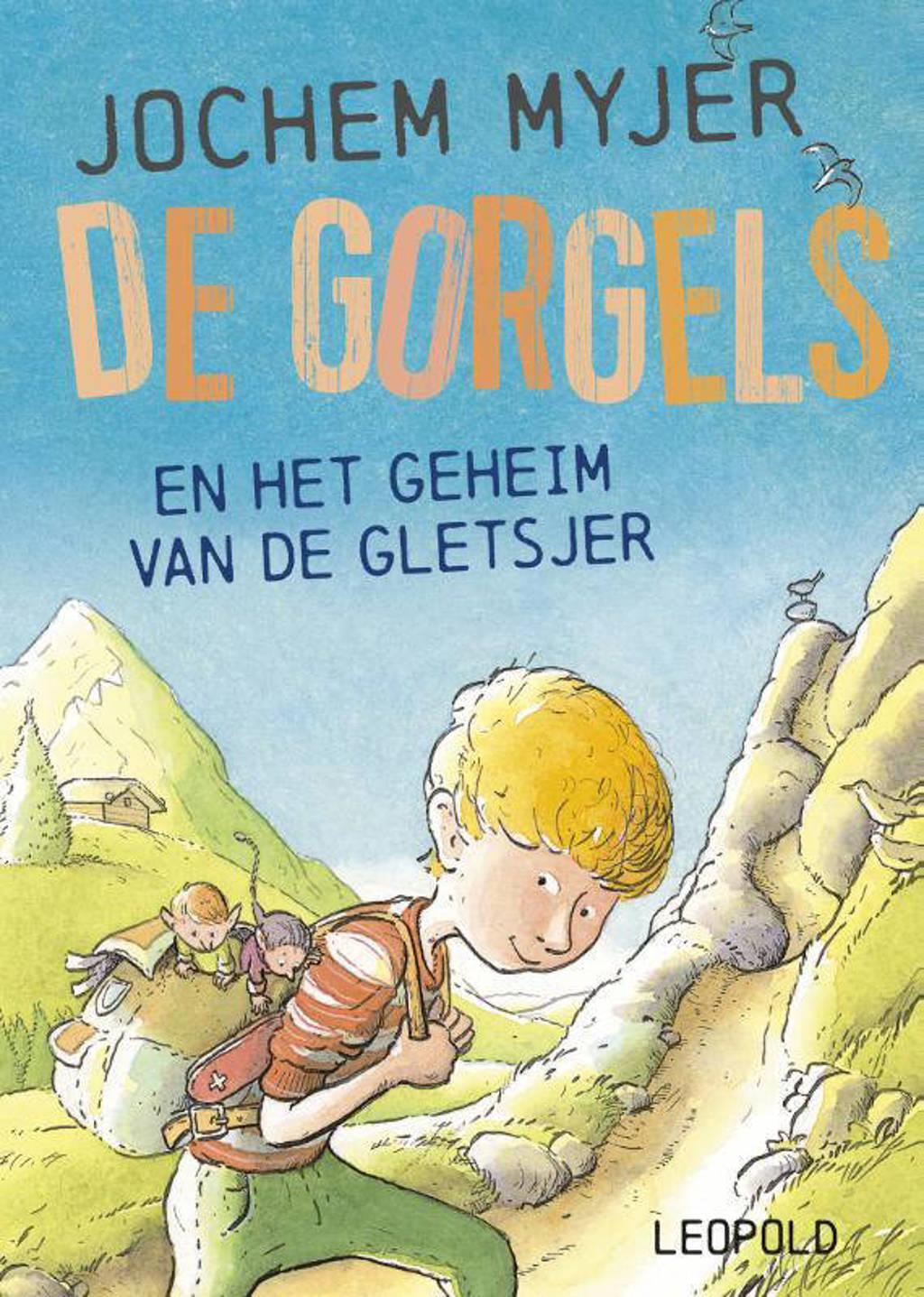 Gorgels: De Gorgels en het geheim van de gletsjer - Jochem Myjer