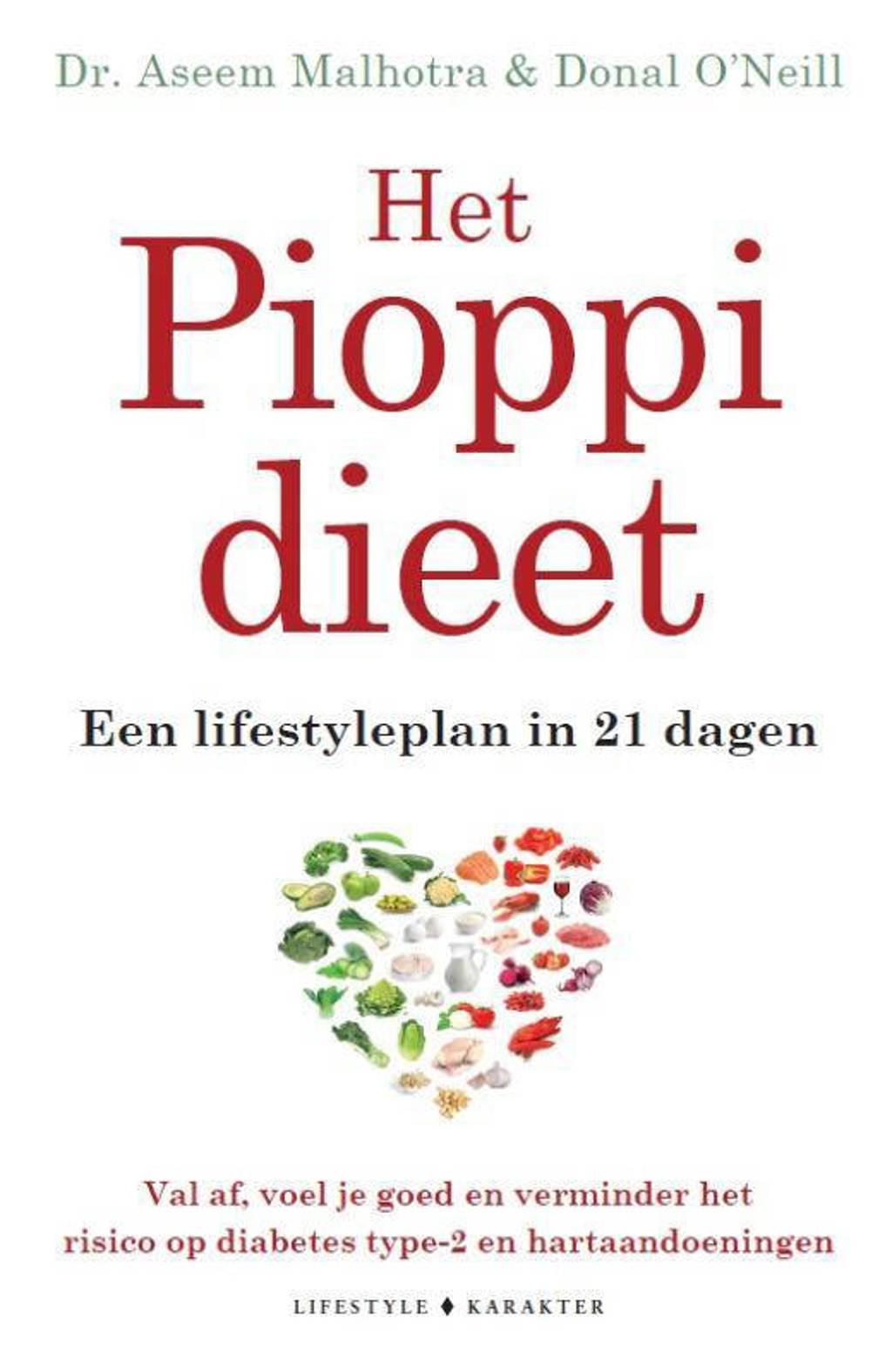 Het Pioppi dieet - Aseem Malhotra en Donal O'Neill
