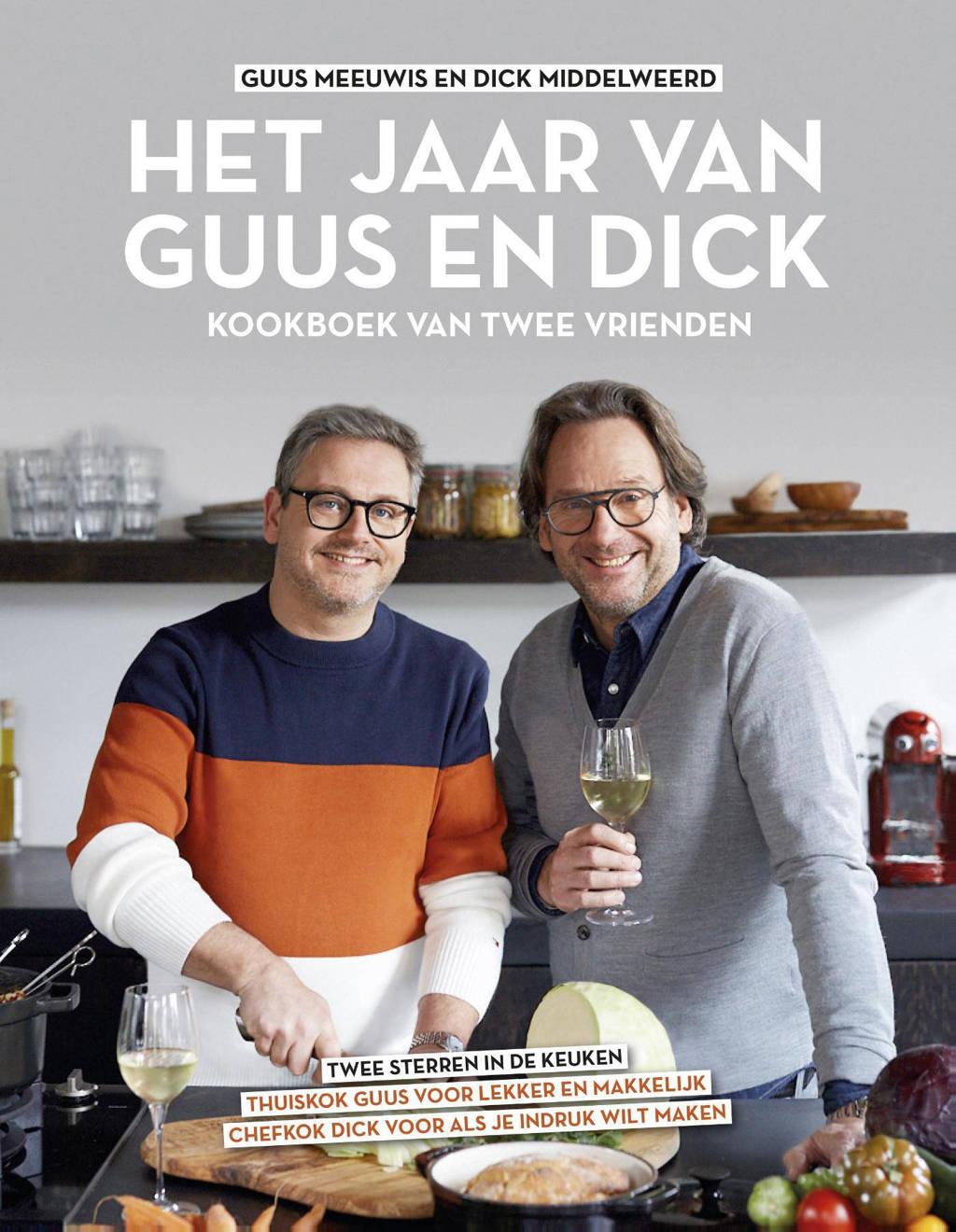 Het jaar van Guus en Dick - Guus Meeuwis en Dick Middelweerd
