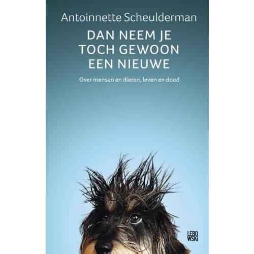Dan neem je toch gewoon een nieuwe - Antoinnette Scheulderman kopen