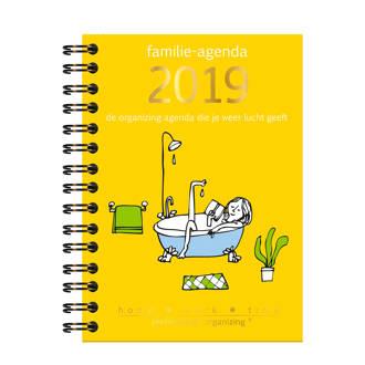 Home work time agenda 2019
