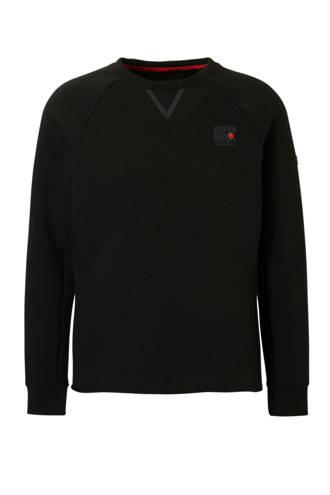 Sport   sportsweater zwart