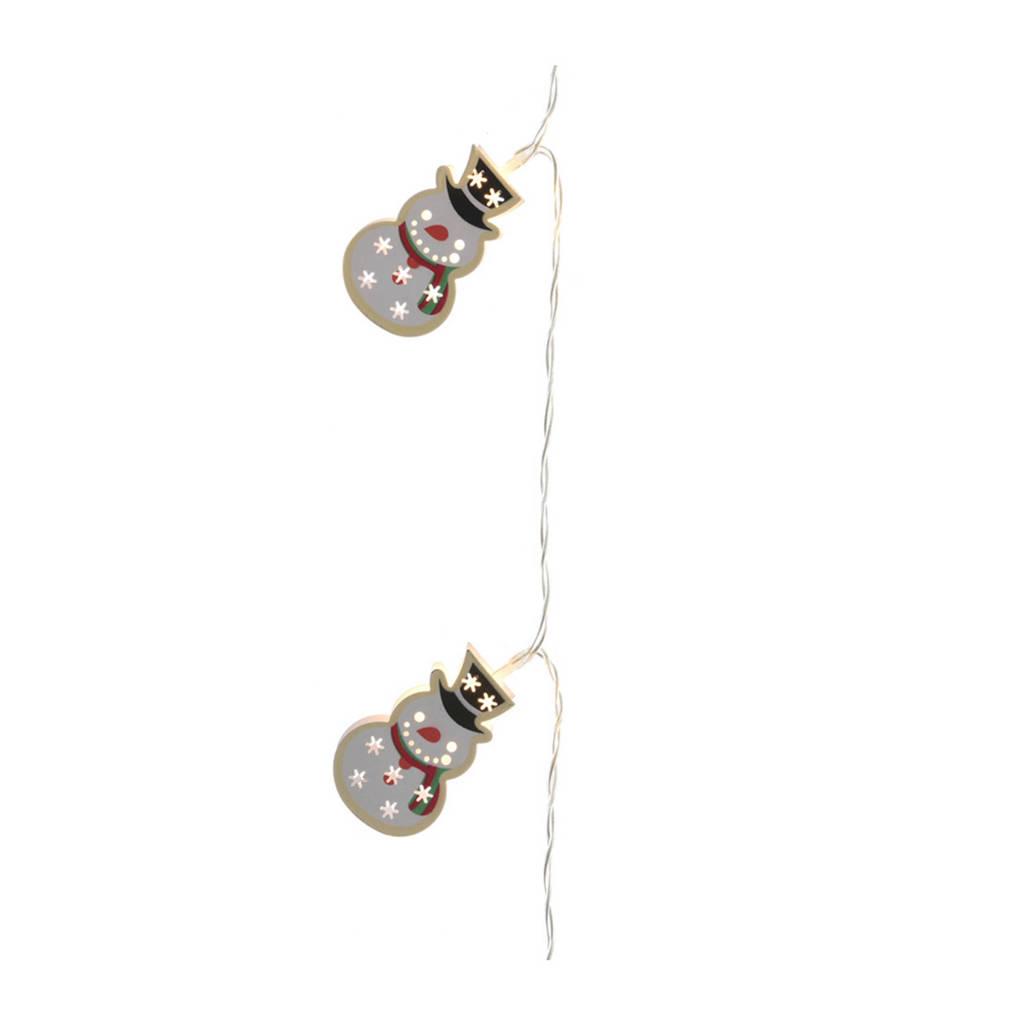 Lumineo lichtsnoer kerstverlichting (10 leds)
