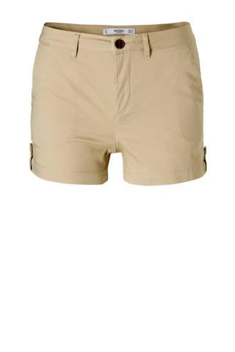 korte broek beige