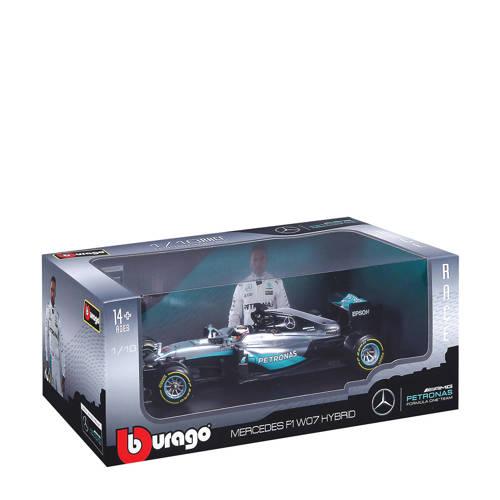 Burago Mercedes F1 modelauto 1:18 kopen